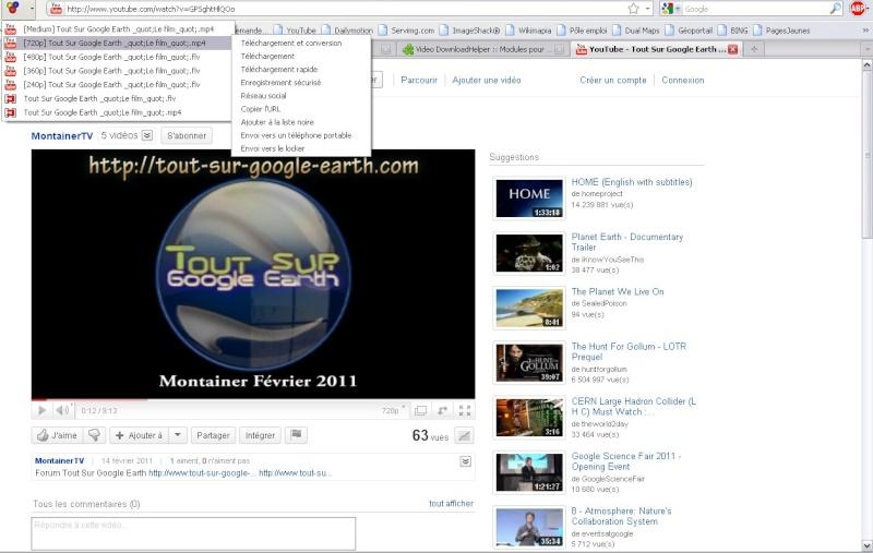 Downloadhelper : comment télécharger une vidéo sur internet sans logiciel ? [Astuces du forum] Sans_206