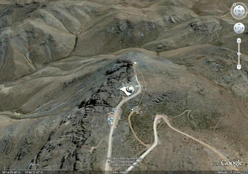 Observatoires astronomiques vus avec Google Earth - Page 12 Sans_t46