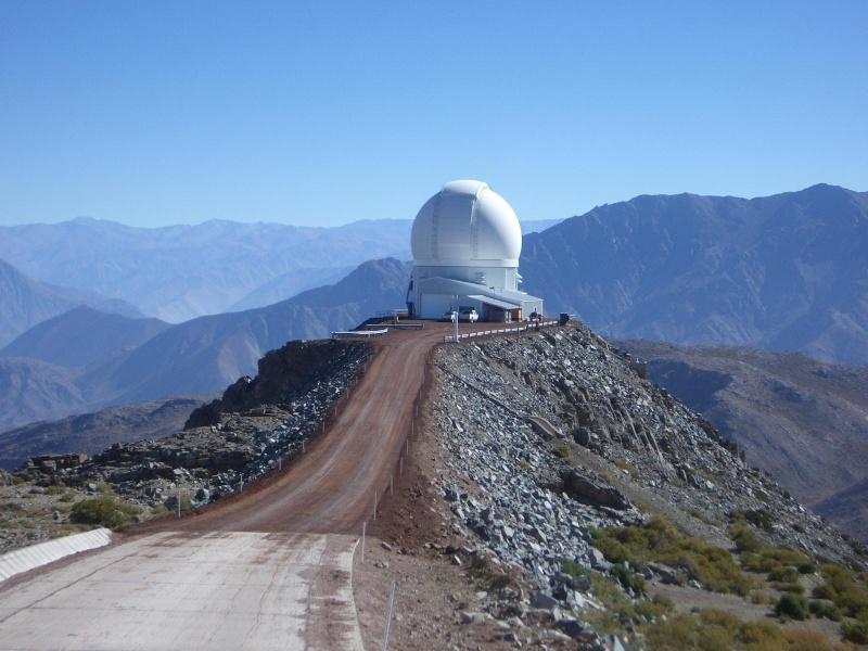 Observatoires astronomiques vus avec Google Earth - Page 12 Soar_o11