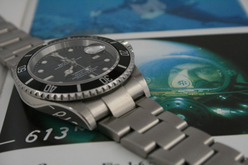 Daytona - Quelle est la montre qui a fait votre joie en 2008 ? - Page 3 Photo_11