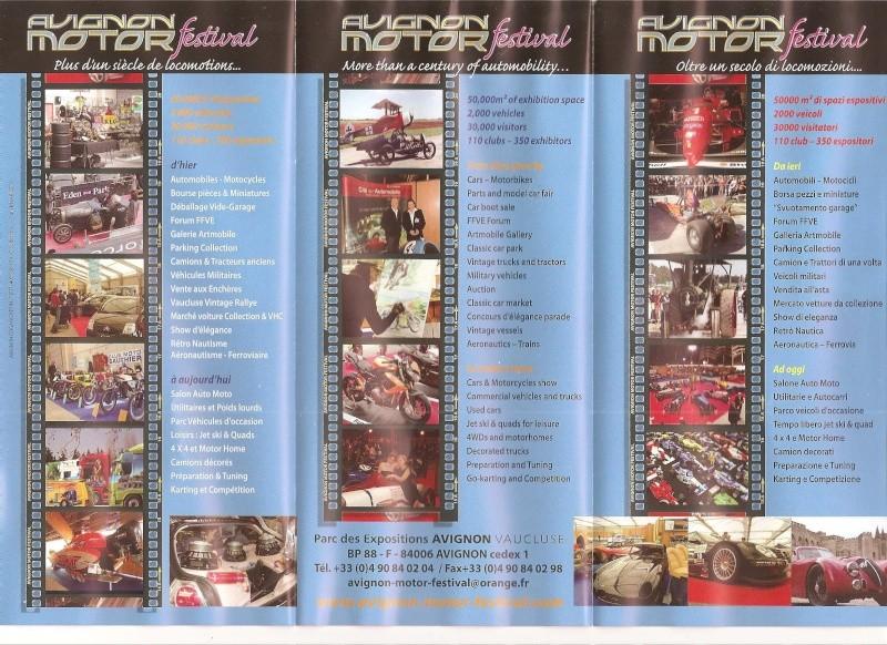 AVIGNON MOTOR FESTIVAL  20,21et22 mars 2009 Avigno29