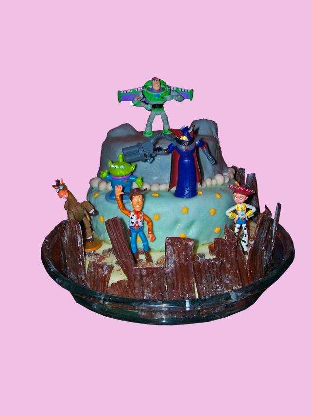 Toy Story Gateau10