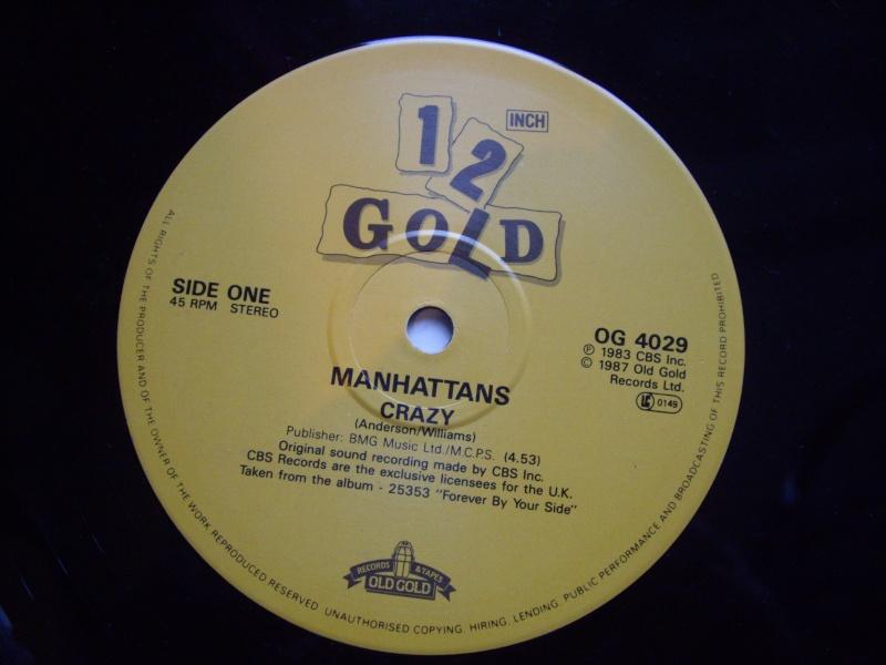 "12 "" Manhattans - Crazy (GOLD) Manhat10"