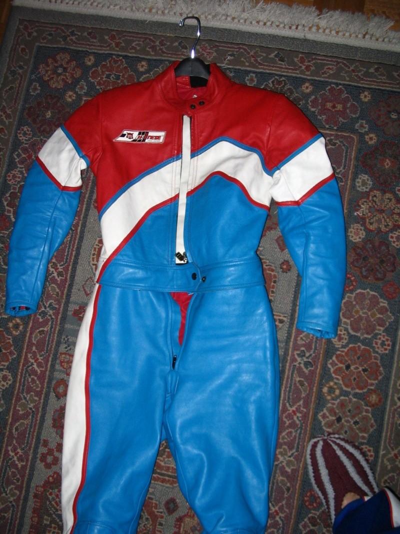 Deux pieces Dainese racing suit gr 46 10_mar11