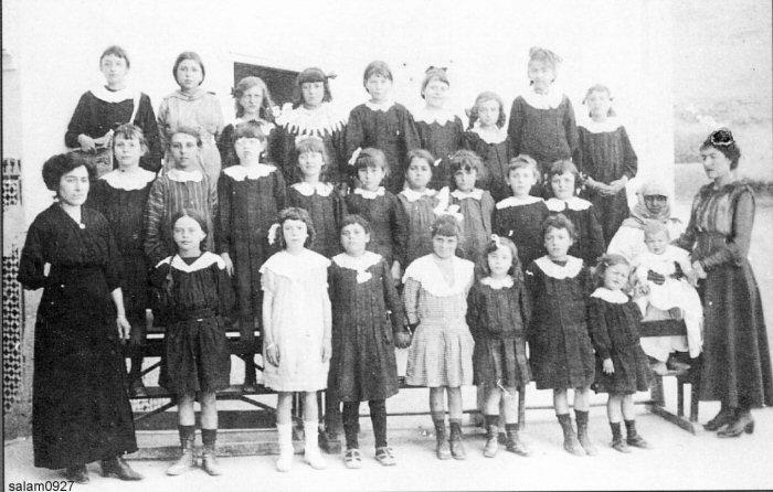 L'école Derb Slaoui, en Médina 1915_m10