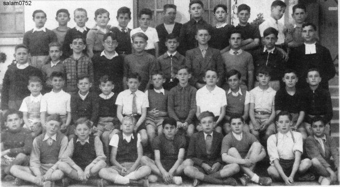 """l'Ecole des Frères de la Salle et des """"Oliviers"""" 1940_m11"""