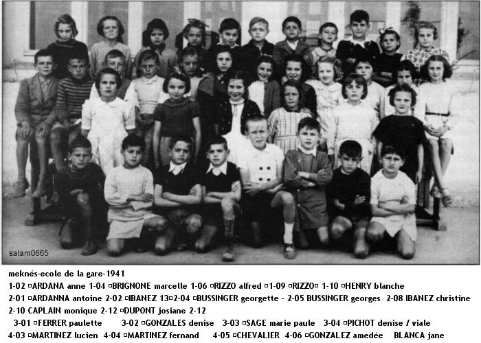 l'Ecole de la Gare 1941_010
