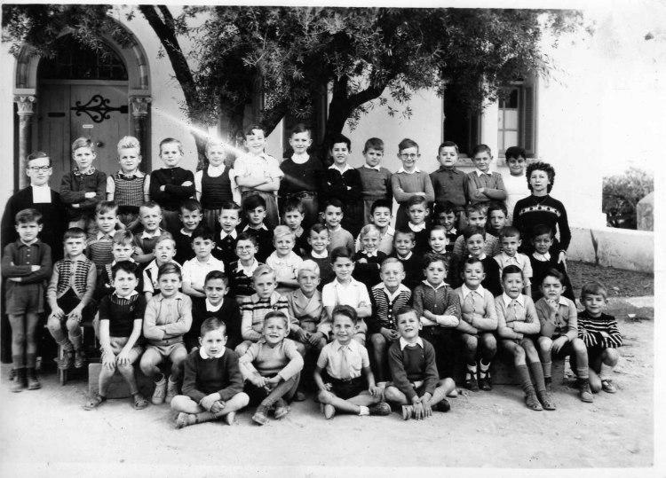 """l'Ecole des Frères de la Salle et des """"Oliviers"""" 1947_i10"""