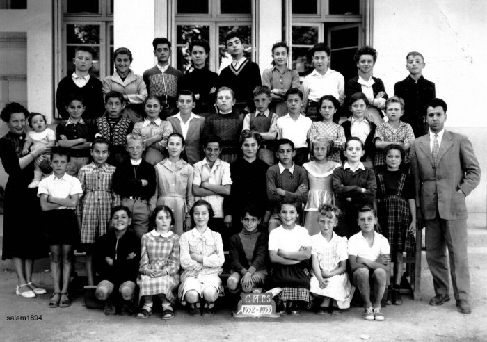 Ecole de Meknès Plaisance 1952_p10