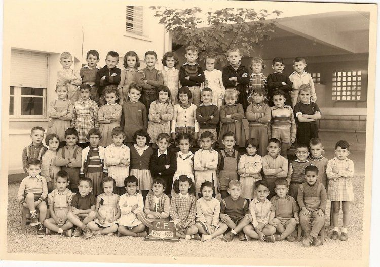 l'Ecole Lafayette 1954-510