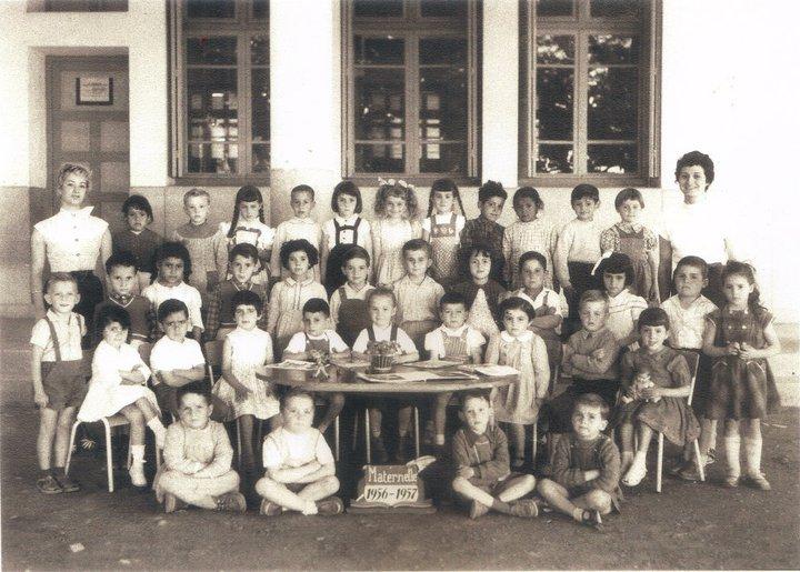 Ecole de Meknès Plaisance 1956_a10