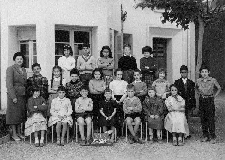 l'Ecole Lafayette 1957_l10
