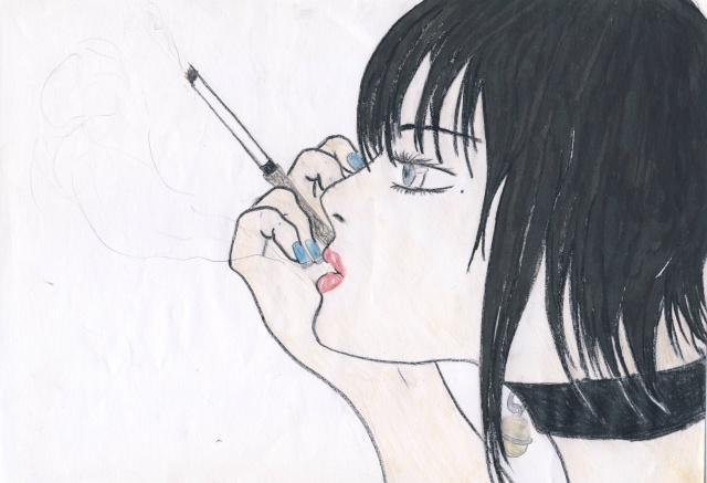 Ginko s'essaye... Smoke10