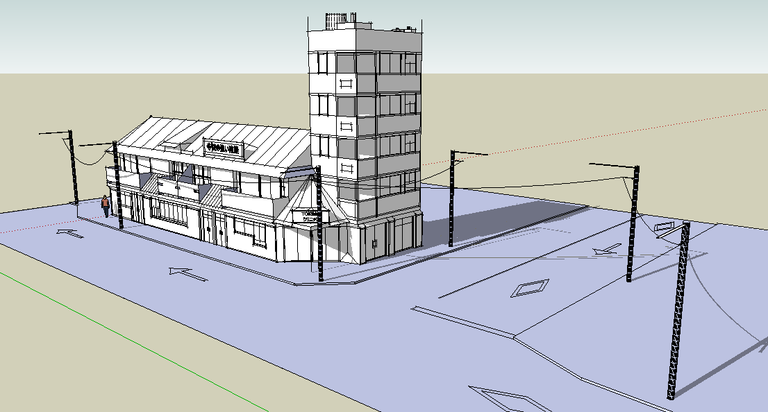 SketchUp'eur architecte -AnthO'- - Page 2 110
