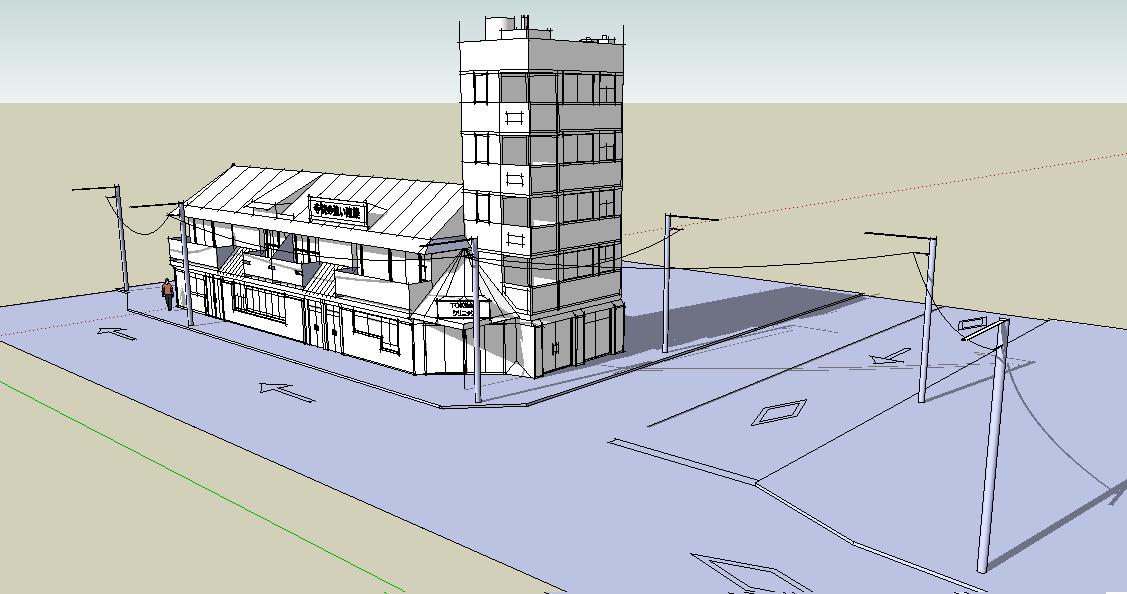 SketchUp'eur architecte -AnthO'- 210