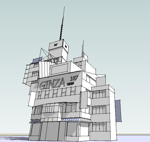 SketchUp'eur architecte -AnthO'- Im111