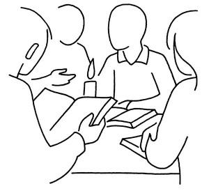 Un moment de lecture Evangi10