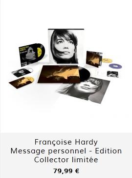 Double album anniversaire de Message Personnel Hors10