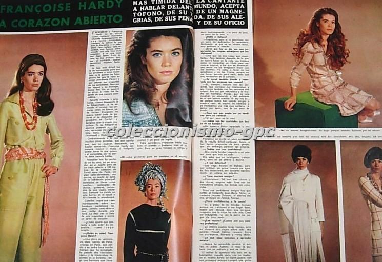 Les coiffures de Françoise Hardy - Page 4 Kgrhqr10