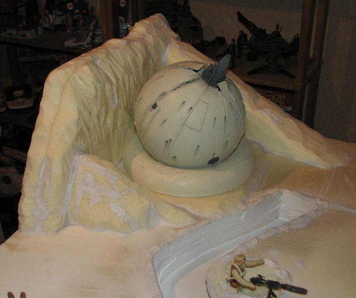 "Making of Diorama ""Hoth battle"". Star wars vintage empire contre attaque. - Page 4 0228510"