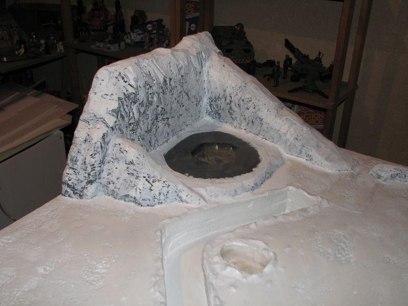 "Making of Diorama ""Hoth battle"". Star wars vintage empire contre attaque. - Page 4 0303110"