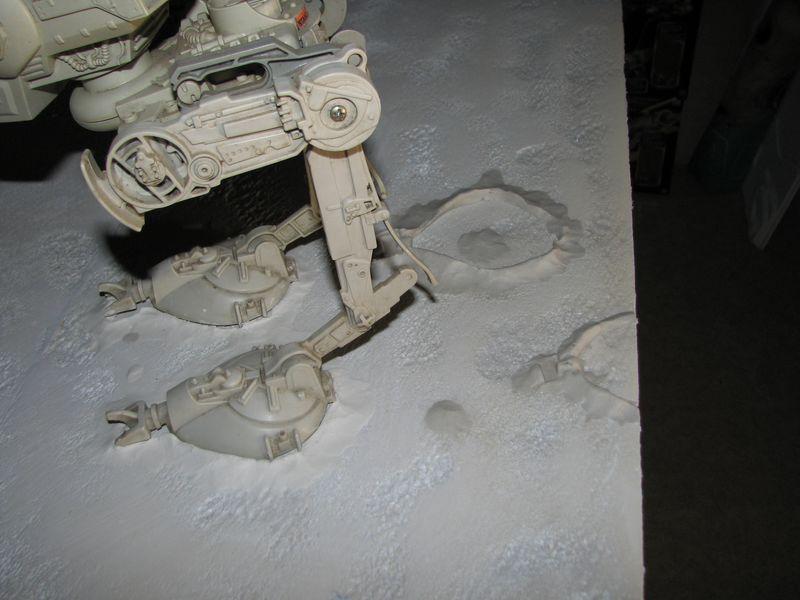 "Making of Diorama ""Hoth battle"". Star wars vintage empire contre attaque. - Page 5 0311410"