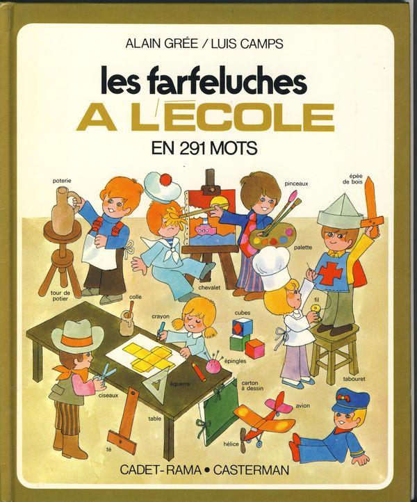 Les farfeluches  livres éducatifs vintage dessin de A.Gree A_l_ac10