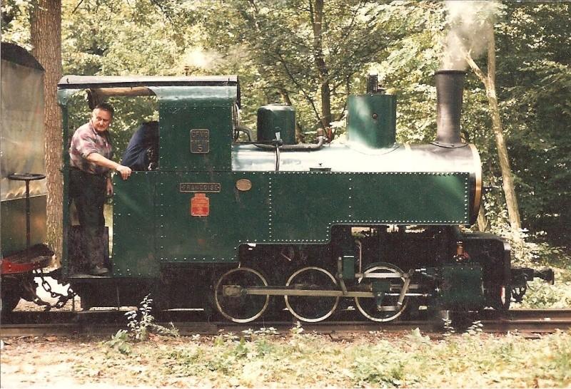 Les locomotives a vapeur echelle 1 007_210