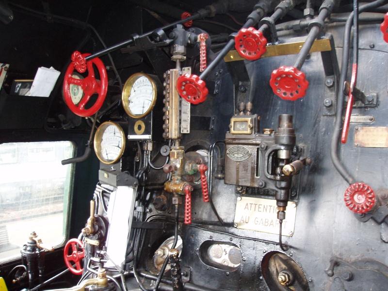 Les locomotives a vapeur echelle 1 37310