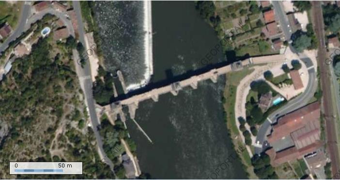 La France par ses timbres sous Google Earth - Page 14 Cahors15