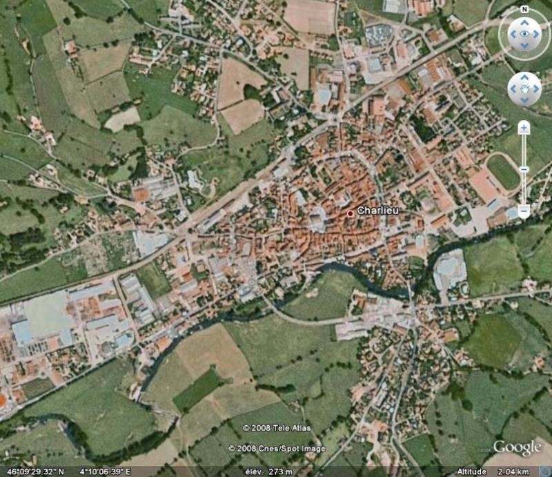 La France par ses timbres sous Google Earth - Page 6 Charli10