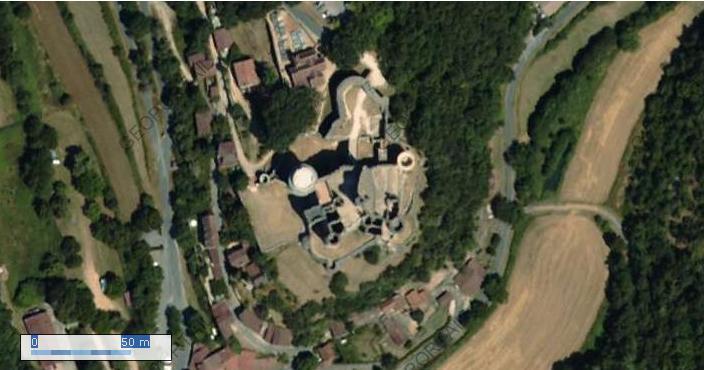 La France par ses timbres sous Google Earth - Page 5 Chatea10