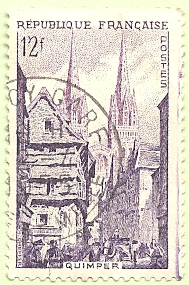 La France par ses timbres sous Google Earth - Page 5 Quimpe10
