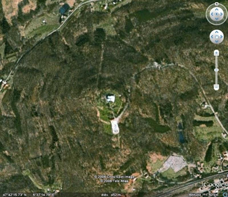 La France par ses timbres sous Google Earth - Page 5 Roncha17