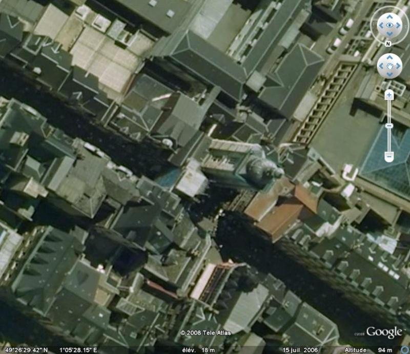 La France par ses timbres sous Google Earth - Page 6 Rouen210