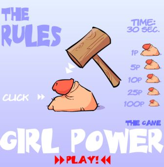 The rules (Girls power) Dibujo10