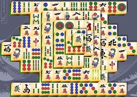 Mahjong Dibujo17