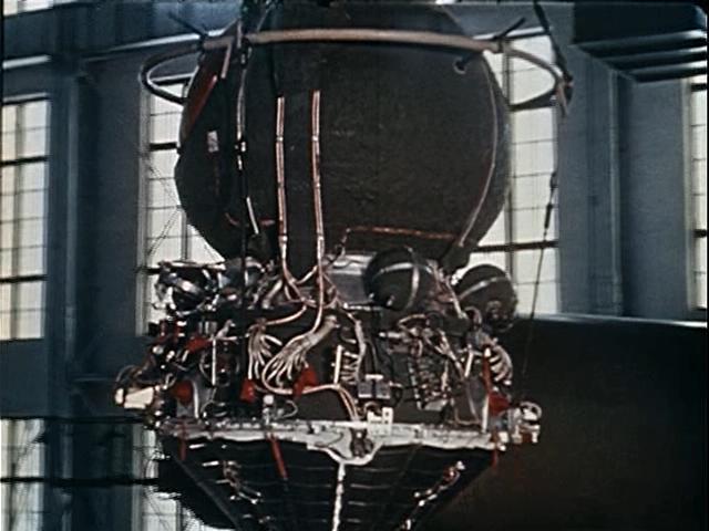 Module de service du Vostok Brown210