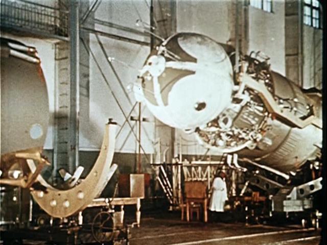 Module de service du Vostok White210