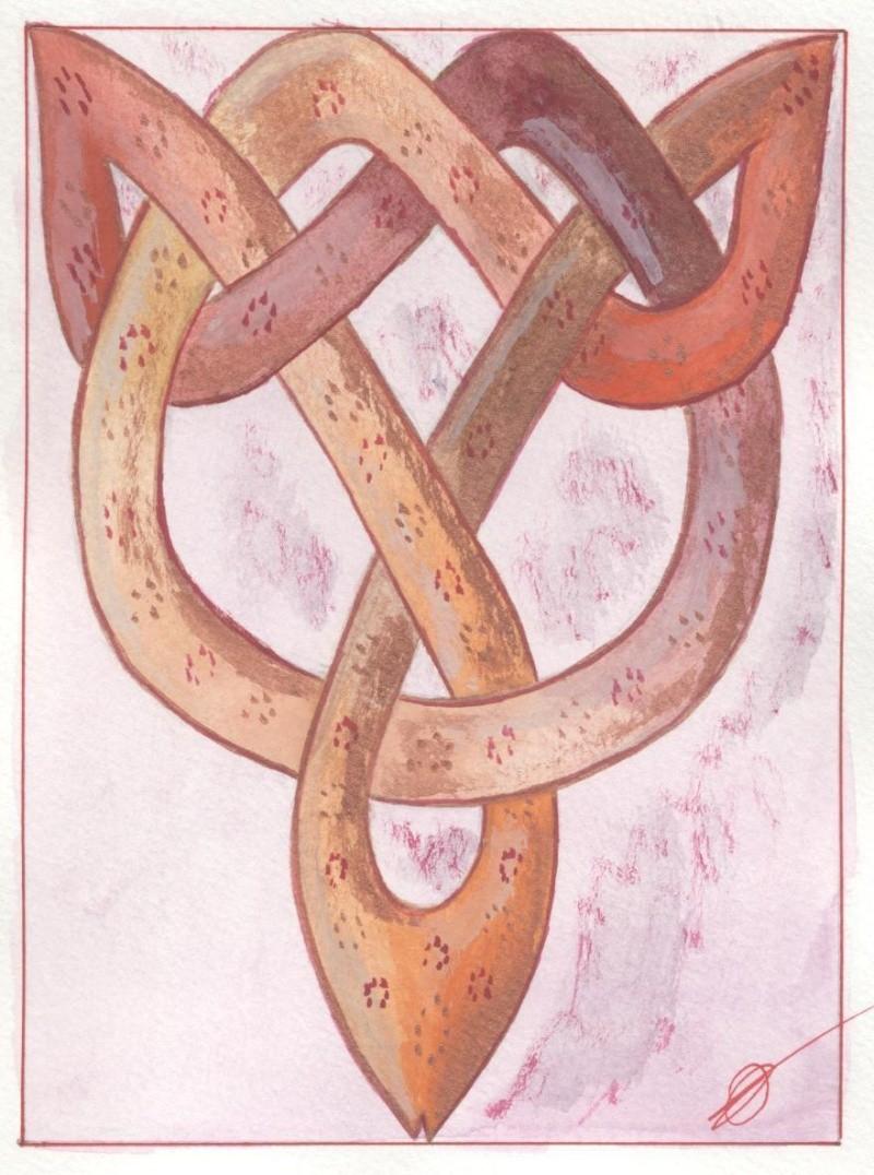 J'aime les entrelacs et autres dessins celtiques - Page 2 Entrel12