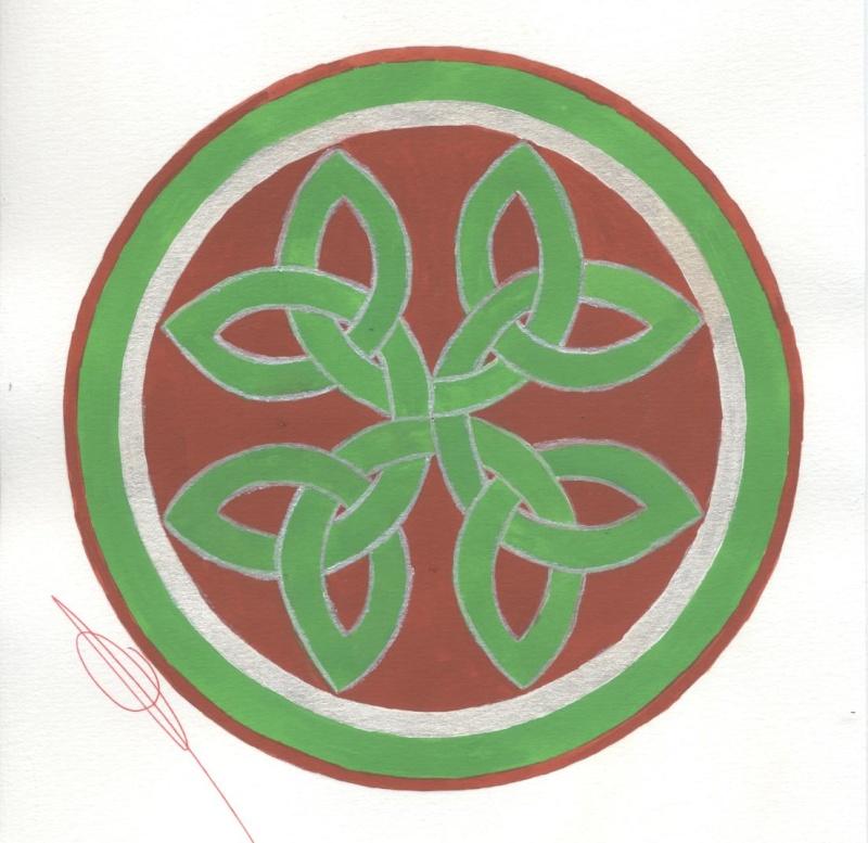 Les croix celtiques Entrel13