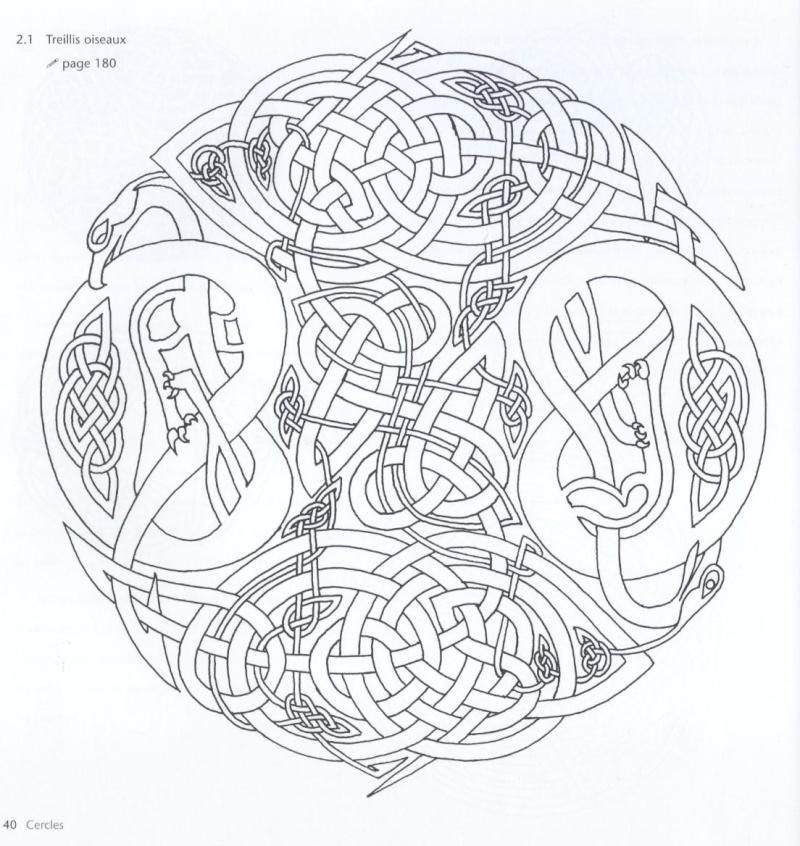 Motifs celtiques contemporains, de Alex Sherman Motifs12