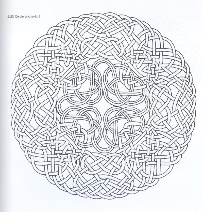 Motifs celtiques contemporains, de Alex Sherman Motifs15