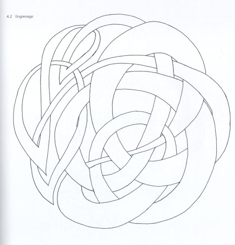 Motifs celtiques contemporains, de Alex Sherman Motifs17