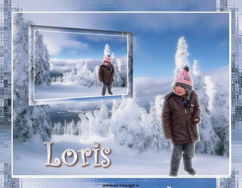 mes débuts  Loris10