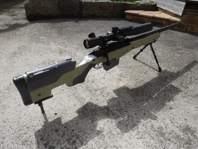 Snipe: Type 96 John Allen Enterprises Stock Dscf2510