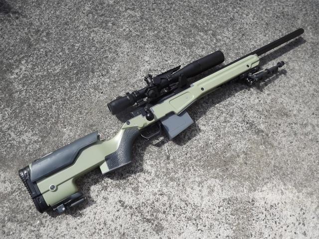 Snipe: Type 96 John Allen Enterprises Stock Dscf2511