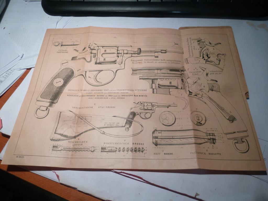 Manuel du revolver suisse 1882 P1060711