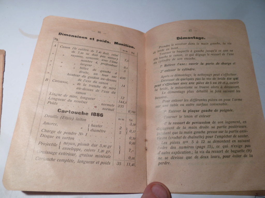 Manuel du revolver suisse 1882 P1060713