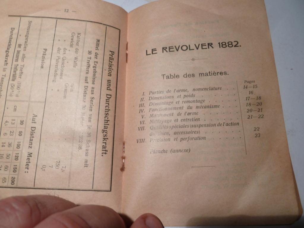 Manuel du revolver suisse 1882 P1060715